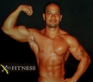 Master Trainer Anthony Ortega